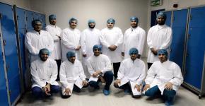 نادي الصيدلة يُنظم زيارة ميدانية إلى مصنع الرياض (فارما)