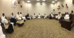 نادي الهندسة يُنظِّم لقاء علمي مع الدكتور عبد الرحمن الليثي