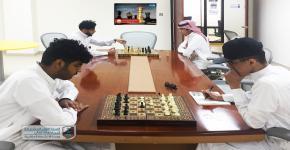 بطولة البرنامج الانتقالي للشطرنج