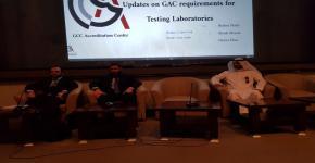 حضرها 36 مشاركاً بوحدات الجامعة ورشة عمل المتطلبات العامة لكفاءة مختبرات ومعامل الاختبار والمعايرة