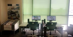 إتاحة الصحف اليومية الكترونياً في المكتبة المركزية للطالبات