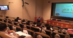 """نادي النانو يُنظم محاضرة بعنوان:  """"مقدمة في تقنية النانو"""""""