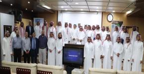 كلية الهندسة تكرم القطاعات الداعمة للتدريب العملي