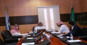 (آفاق) تناقش الشراكة مع قطاع الصناعة والأعمال