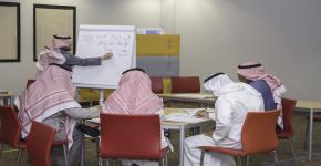 دورة تدريبية للموظفين بعنوان: مهارات إعداد المراسلات والتقارير ومحاضر الاجتماعات