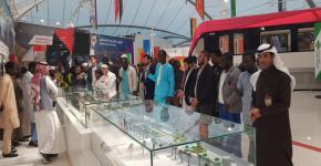 النادي الثقافي والاجتماعي في معهد اللغويات العربية  يُنظم زيارة إلى محطة قطار الرياض