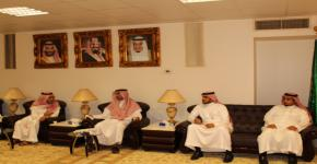 The Advisory Board of the Department of Administrative Sciences holds meeting  1439-1440 H