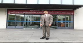 CoEIA KSU Professor Invited for a Keynote Speech on Cybersecurity