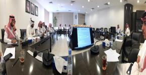 نادي نزاهة يُنظم زيارة إلى الهيئة الوطنية لمكافحة الفساد