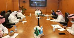 بمشاركة أربعة كليات..عمادة التطوير والجودة تناقش الزيارات الافتراضية للمركز الوطني