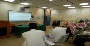 وحدة التدريب وخدمة المجتمع تقيم أولى دوراتها