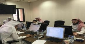 إنعقاد الاجتماع الأول للجنة الدائمة التنفيذية لبرنامج الطلبة المتفوقين والموهوبين