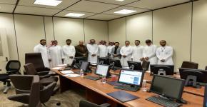 انتهاء أعمال دورة إدارة المشاريع الاحترافية (PMP) بكلية الدراسات التطبيقية وخدمة المجتمع لدفعتها الثالثة للعام 1441هـ
