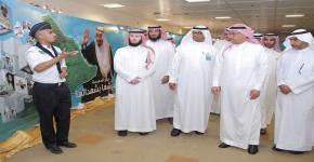 مدير جامعة الملك سعود : التحضيرية مكمن الابداع