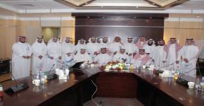تحضيرية جامعة الملك سعود تحتضن اللقاء الثالث لعمداء السنة التحضيرية بالجامعات السعودية