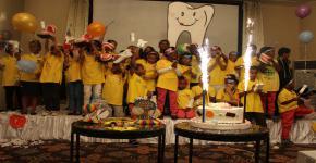 جمعية طب الاسنان تقيم حملة لأيتام منطقة عسير