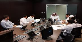 اللجنة التنسيقية للمشاركة في عكاظ المستقبل