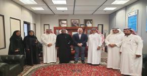 شركة القدية للاستثمار في كلية السياحة والآثار بجامعة الملك سعود