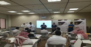 مركز التوجيه والإرشاد الطلابي يطلق حملته التوعوية الميدانية