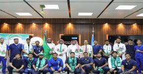 كلية التمريض بجامعة الملك سعود تحتفل بذكرى اليوم الوطني 89