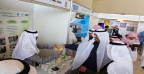 كلية المجتمع تشارك في ملتقى اختيار التخصص الجامعي في مدارس المملكة