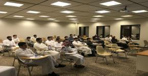 نادي الهندسة الصناعية يُنظِّم دورة بعنوان (إدارة سلاسل الامداد)