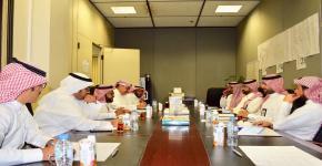 وكالة التطوير والجودة تلتقي وفد علاقات الشركاء بهيئة السياحة