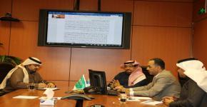 التطوير والجودة تناقش خارطة طريق مركز الوثائق