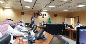 عقد اجتماع تحقيق كفاءة الإنفاق