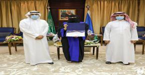تخريج الدفعتين السادسة والخمسين والسابعة والخمسين من طالبات جامعة الملك سعود للعامين الأكاديميين 1441-1442ه