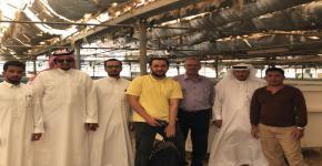 نادي علوم الحياة يُنظم رحلة علمية إلى مدينة الملك عبدالعزيز للعلوم والتقنية