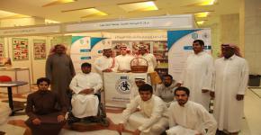 مركز ذوي الاحتياجات الخاصة يشارك في المهرجان الثقافي الأول لذوي الإعاقة
