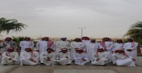 نادي الهندسة الكيميائية يُنظم زيارة علمية إلى مركز الملك عبد الله للدراسات والبحوث البترولية