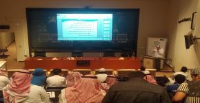 النادي الثقافي والاجتماعي بكلية التربية يُنظم دورة بعنوان:  التعامل مع قلق الاختبارات