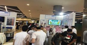 كلية العلوم تبدأ في تنظيم (معرض استكشاف العلوم) في عدد من الأسواق والمجمعات التجارية