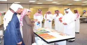 Specialized book exhibition at Architecture and Planning College
