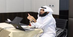 نادي الثقافي والاجتماعي في كلية المجتمع يُنظم دورة بعنوان:  (التقنية لذوي الاحتياجات الخاصة)