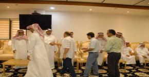 حفل معايدة عيد الاضحى المبارك بكلية العلوم