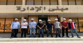 نادي الهندسة الكهربائية يُنظم زيارة إلى الشركة السعودية للكهرباء