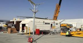 العد التنازلي لعرض منزل الجامعة الشمسي في  المسابقة العالمية لتصميم الأبنية الشمسية