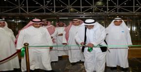 """انطلاق المعرض المصاحب لحملة """" اصنع  وظيفتك 7"""" بجامعة الملك سعود"""