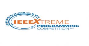 طالبات قسم تقنية المعلومات يشاركن في مسابقة IEEEXtreme9