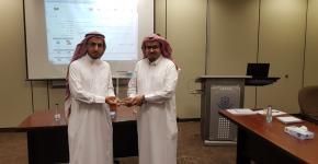 Honoring Dr. Abdullah Sabhan