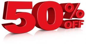 خصومات 50% بجميع مراكز بيع الكتب التابعة لصندوق الطلاب