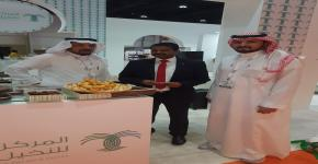 58-كلية علوم الأغذية والزراعة شاركت في مهرجان الامارات الدولي للنخيل والتمر 2018م.