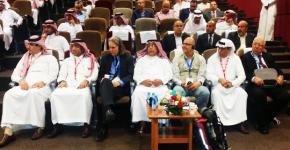"""فعاليات اليوم الثاني للمؤتمر العلمي الدولي """"دور علوم الرياضة والنشاط البدني في تحقيق رؤية المملكة 2030 """""""