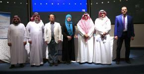 البعثة السعودية اليابانية تحاضر عن موقع الحوراء