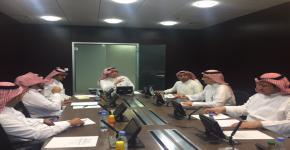 الاجتماع الثاني مع مدراء وحدات الابتكار