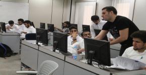 مركز أبحاث الروبوتات الذكية يقدم دورة في نظام تشغيل الروبوتات   ROS
