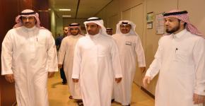 التعاون بين كلية العلوم الطبية وعمادة شؤون الطلاب